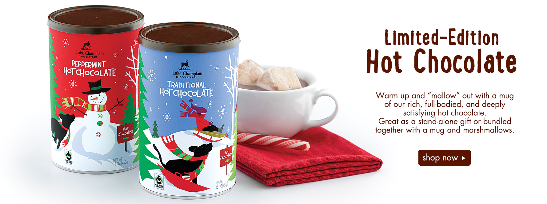 America's Best hot chocolate