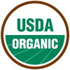 USDA organic certified icon