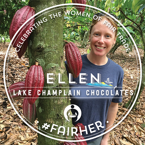 LCC Senior Vice President Ellen Reed Lampman featured in Fair Trade campaign